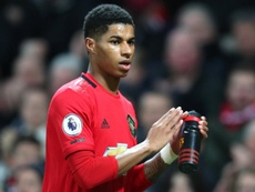Rashford may miss the rest of the season. GOAL