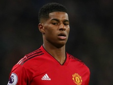 A former Old Trafford legend has urged Rashford to use his pace in attack. GOAL