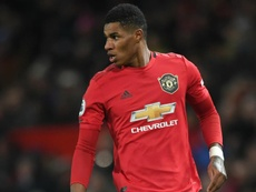 Man Utd boss Solskjaer hails two-goal hero Rashford and 'undroppable' McTominay. AFP
