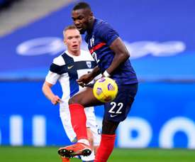 Deschamps saw 'some interesting things' from Thuram on France debut. Goal