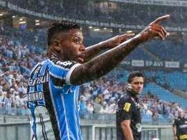 Marinho deixa o Grêmio após passagem ruim pelo tricolor. Goal