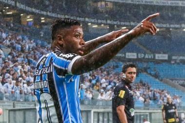 Santos negocia com Grêmio por Marinho em troca de David Braz. Goal