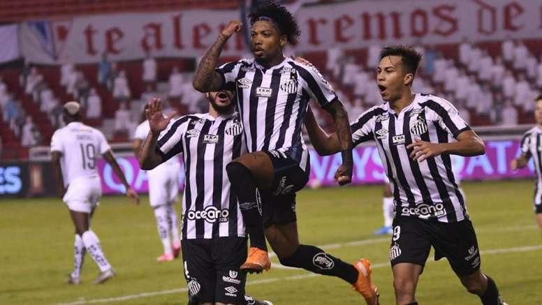 Quais resultados classificam o Santos as quartas? EFE