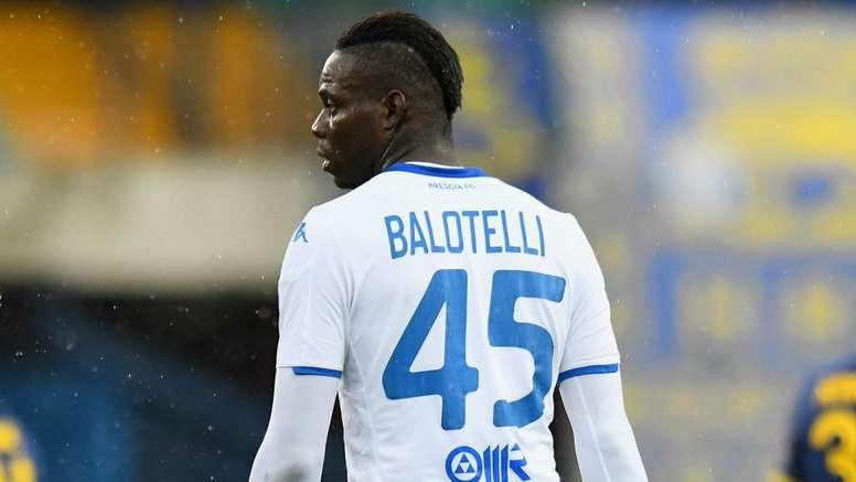 Brescia, Balotelli fermato dal mal di schiena: a rischio per la SPAL
