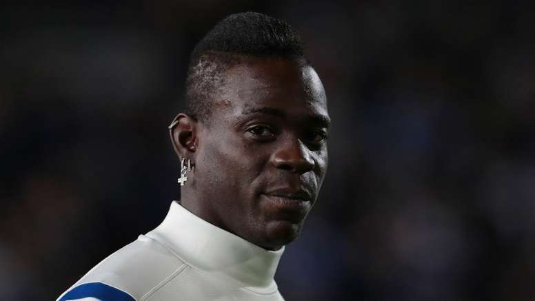 Balotelli says his reaction to the racist abuse in Verona was important to highlight the issue. GOAL