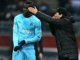 Mario Balotelli rend hommage à Rudi Garcia. Goal