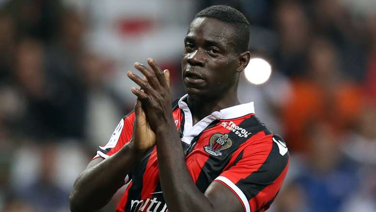 Mario Balotelli is doing a good job at his new club. Goal