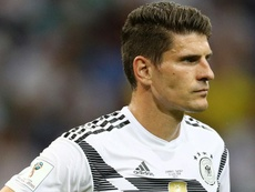 Mario Gomez scored over 30 times for Germany. GOAL