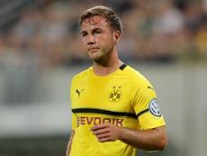 Mario Gotze Borussia Dortmund. Goal
