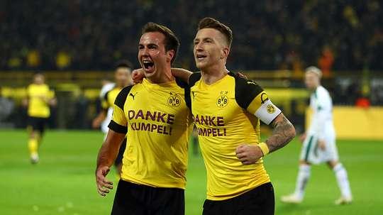 O jogador do Borussia Dortmund concedeu extensa entrevista.