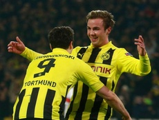 'Dortmund aurait gagné la C1 si Lewandowski et Götze étaient restés'. AFP