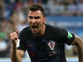 Mandzukic espera eliminar a Inglaterra. Goal