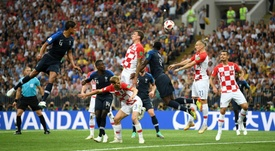 Mandzukic won't want to see this again. GOAL