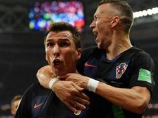 Mandzukic marcou no segundo tempo da prorrogação. Goal