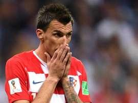 Mandzukic has retired from international duty. GOAL