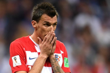 Mandzukic has retired from international duty. GOAL