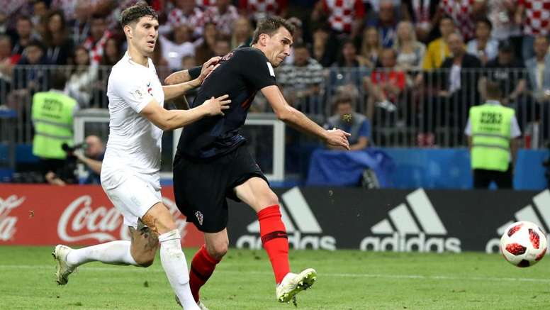 Reaching World Cup final a 'miracle', says Mandzukic. Goal