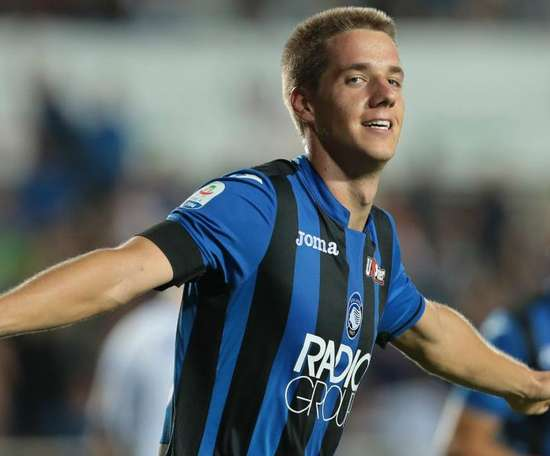 Pasalic will stay at Atalanta on loan for another season. GOAL