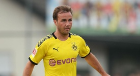 Gotze could move abroad despite being in talks with Dortmund over a new contract. GOAL