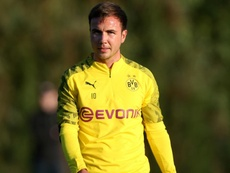 Gotze's Dortmund future not yet decided – Zorc. Goal