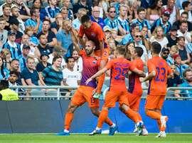 Bordeaux, en plein tour préliminaire d'Europa League. Goal