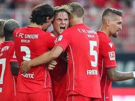 Union Berlin bate o Dortmund e reação da torcida volta a emocionar. Goal