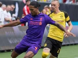 Liverpool 1 x 3 B.Dortmund: Pulisic brilha e comanda vitória de virada do Dortmund nos EUA. Goal