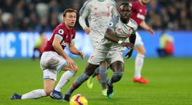 Liverpool scared by West Ham, says Noble. GOAL