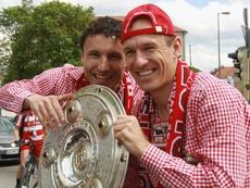 Van Bommel is keen to bring Robben back to PSV. GOAL