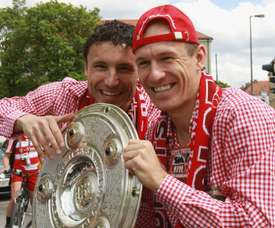 Van Bommel is keen to bring Robben back to PSV. GOAL