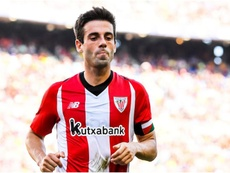 Athletic captain Susaeta will leave the club this summer. GOAL