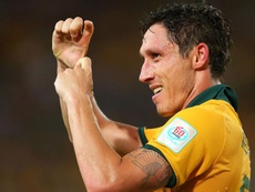 Socceroos great Milligan retires from internationals. AFP