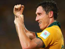 Socceroos great Milligan retires from internationals. AFP