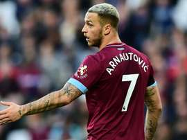 Marko Arnautovic has reportedly attracted plenty of interest. GOAL