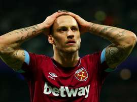 Marko Arnautovic may miss some key West Ham fixtures. GOAL