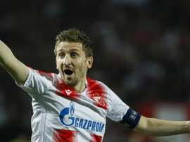 Marin: Red Star in race for second in Champions League group.