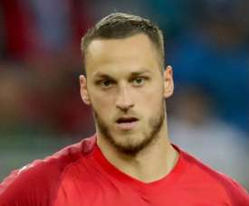 Arnautovic expressed his pride after captaining Austria to a win. GOAL