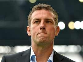 Markus Weinzierl has been made the new Stuttgart boss. GOAL