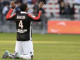 Marlon ne jouera plus avec Nice. GOAL