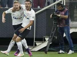 Marlone e Uendel - Corinthians x Internacional - 21/11/2016