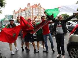 L'Algérie s'associe avec le Maroc. GOAL