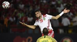 Le Maroc termine en tête du groupe D, la Côte d'Ivoire juste derrière. AFP
