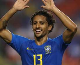 Marquinhos Brazil El Salvador Friendly . Goal