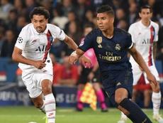 Marquinhos malade et forfait pour PSG-Angers. Goal