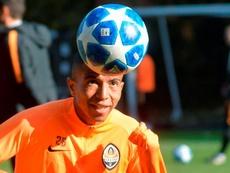 Conheça Marquinhos Cipriano, novo alvo do Palmeiras. EFE