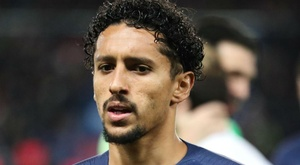 Marquinhos out for three weeks