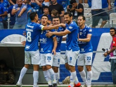 A chave do Cruzeiro até a final da Copa Libertadores 2019. Goal