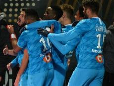 Le résumé de la soirée en Ligue 1. AFP