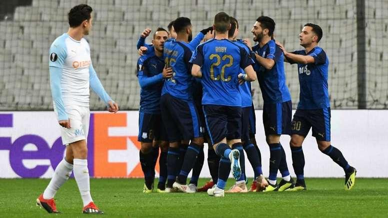 Que dire de Marseille. Goal