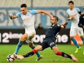 Marseille retrouve la victoire. Goal